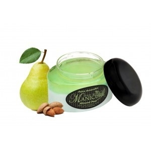 One Minute Almond Pear